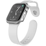 Бампер для Apple Watch X-Doria Defense Edge Apple Watch 44mm серебряный