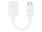 Аксессуар Xiaomi ZMI AL271 USB-A - Type-C White