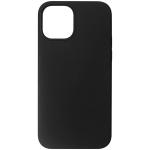 Чехол InterStep 4D-TOUCH iPhone 12 Mini чёрный