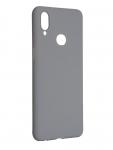 Чехол Pero для Samsung Galaxy A10S Soft Touch Grey СС01-A10SGR